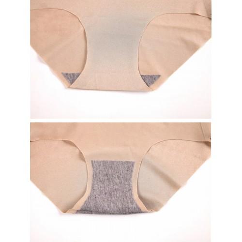 0fe82498565d6 ملابس داخلية نسائي كلوت ناعم لون ساده لا يترك أثر